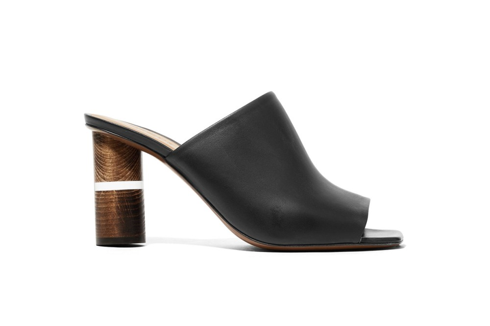 NEOUS Cerato Leather Mules