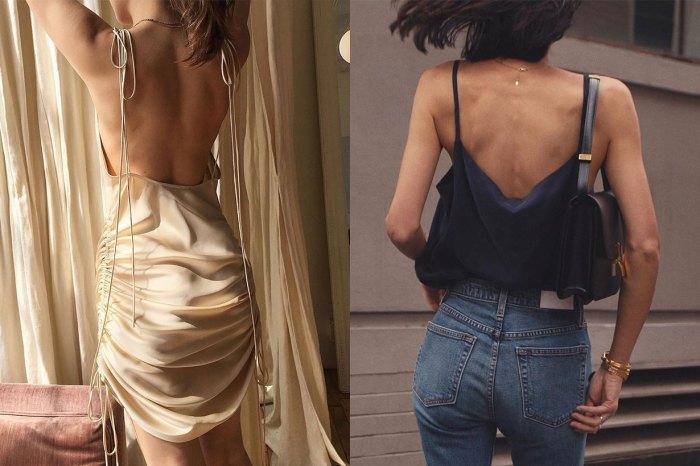還在穿露肩衫?潮人一致贊成「露背裝」才是今夏王道