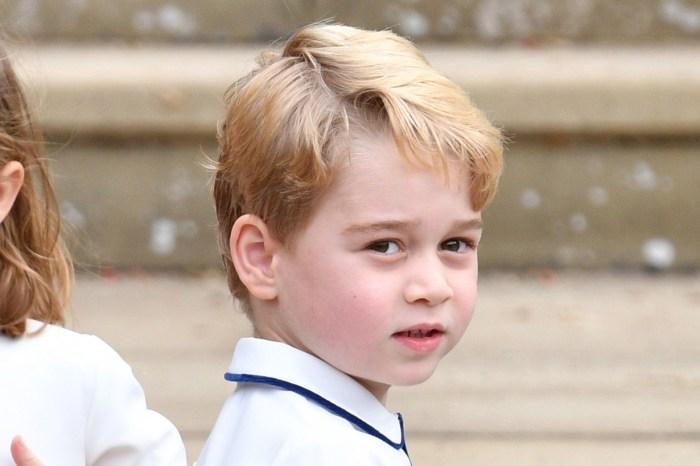 最貼地的小王子:凱特派喬治去超市取貨,連員工也超驚訝!