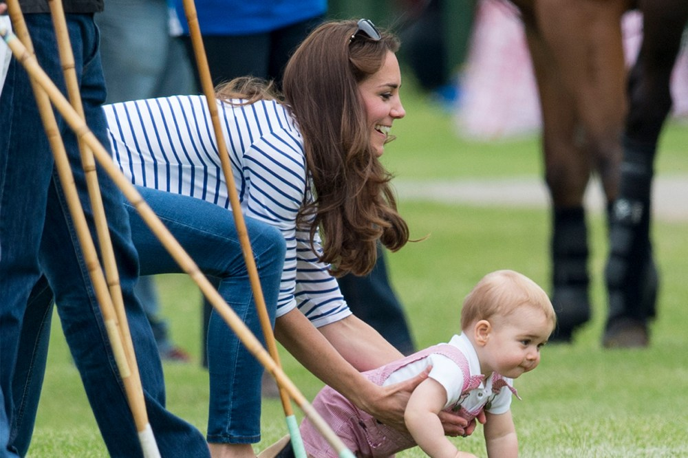 Kate Middleton Parenting