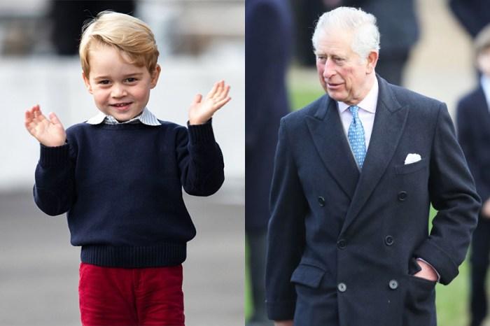 神奇的隔代遺傳:為甚麼大家突然說喬治小王子像爺爺查理斯?因為一張舊照片!