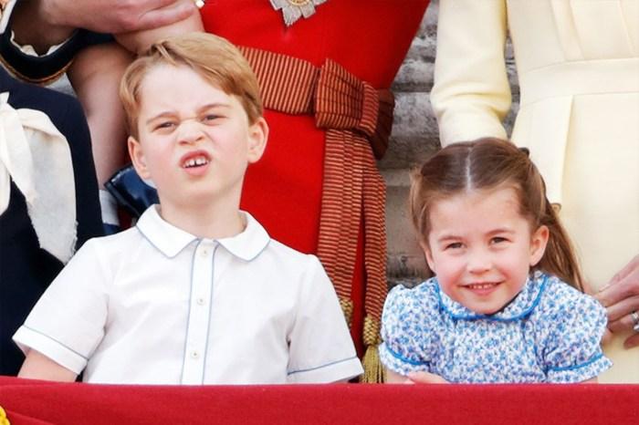 受凱特王妃身教影響?喬治和夏洛特也迷上這門藝術!