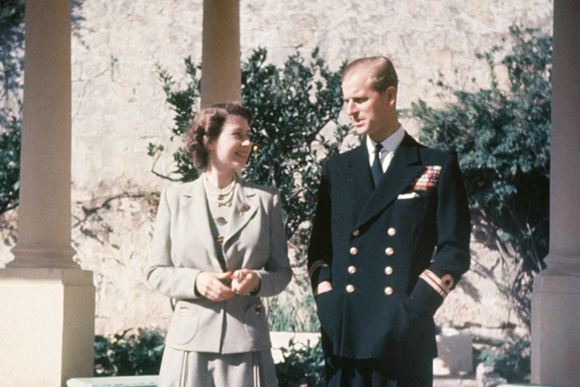 queen elizabeth malta first villa home for sale