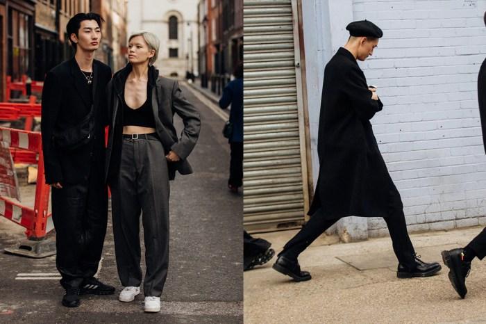 還再為男友找穿搭靈感?打開倫敦時裝周場外街拍,向型男博主偷師這個趨勢!