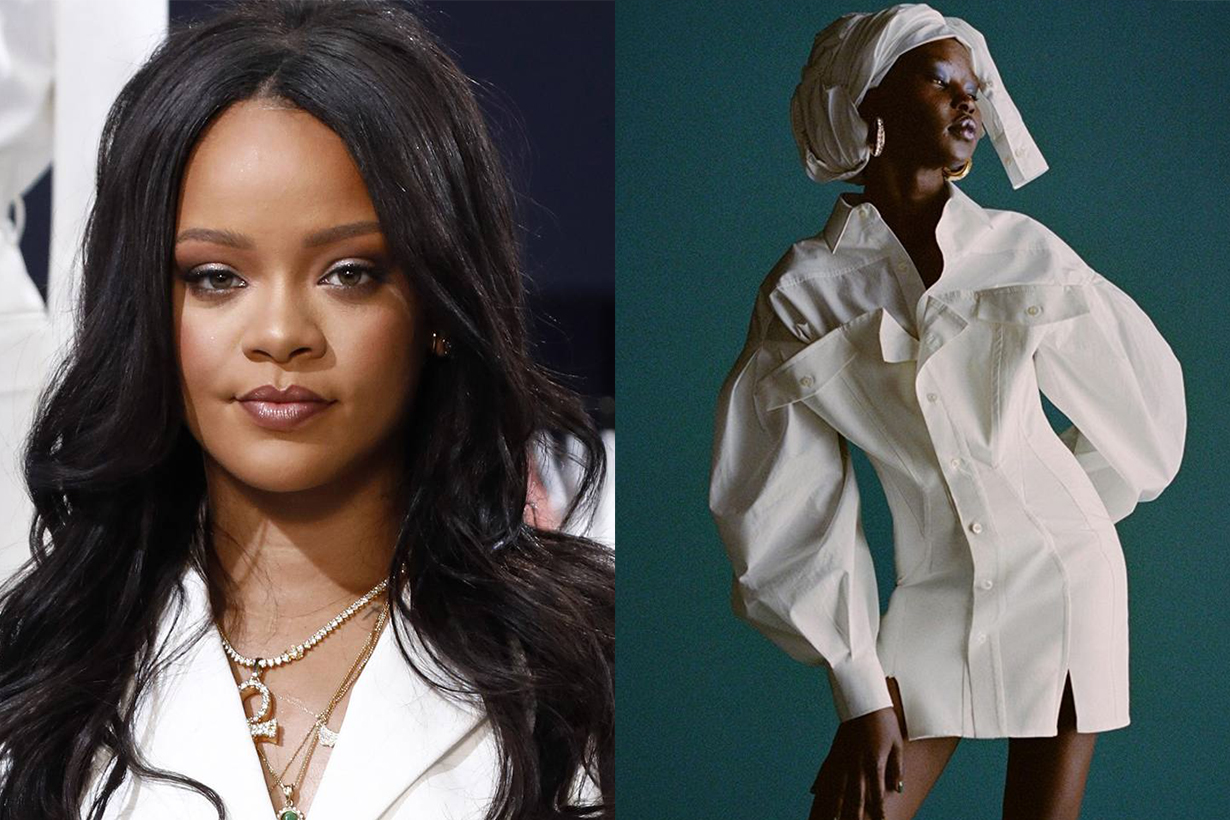 Fenty is praised for showing unedited facial scars in its latest campaign