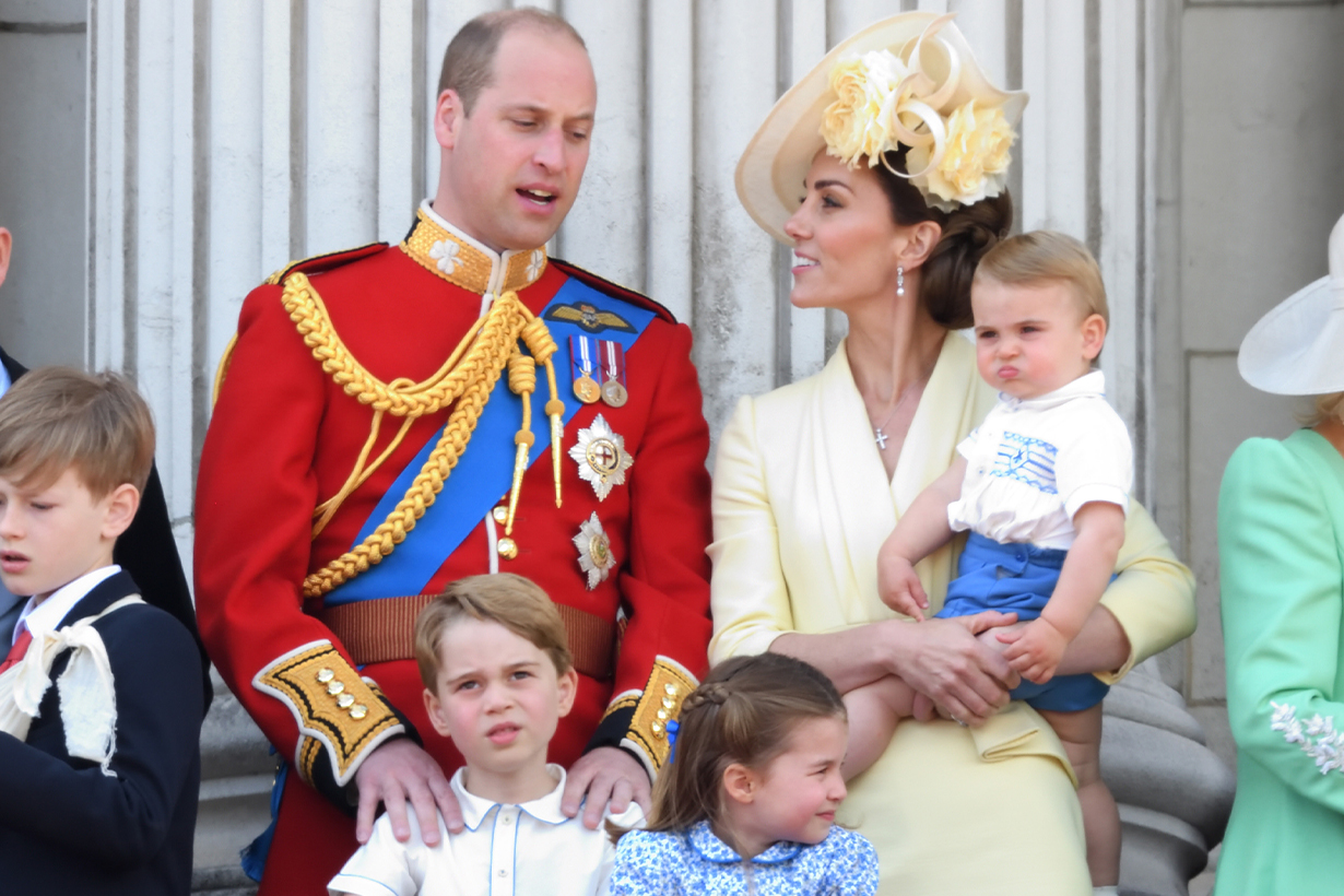 Prince William on What He and Kate Middleton Would Do If George, Charlotte, or Louis Came Out as Gay