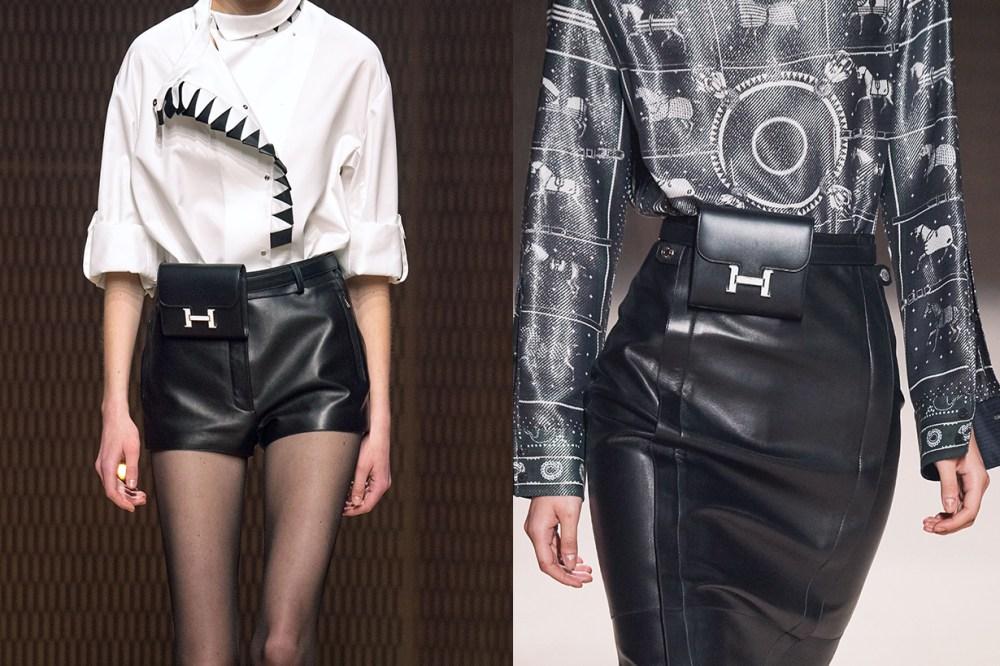HermèsConstance Mini Belt Bag 2019