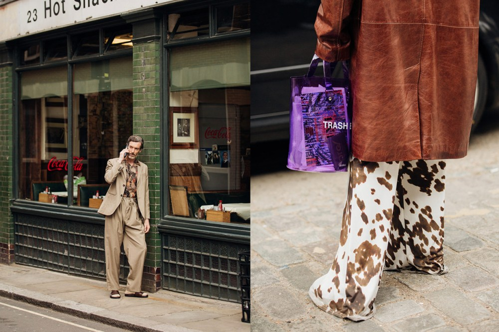 London Fashion Week Men's Street Style 2019