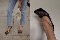 Bottega Veneta 這雙「方型頭」高跟鞋,外媒預估:將在 2 個月內取代所有鞋款!