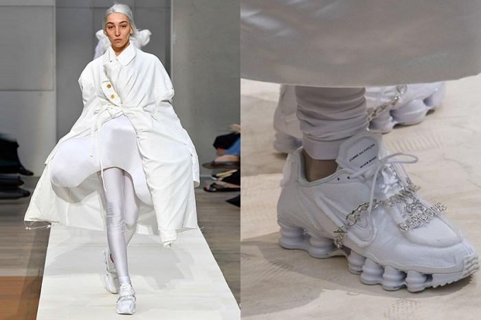 帥氣女生必敗:Comme des Garçons x Nike 這雙聯乘波鞋,即將倒數全球開搶!