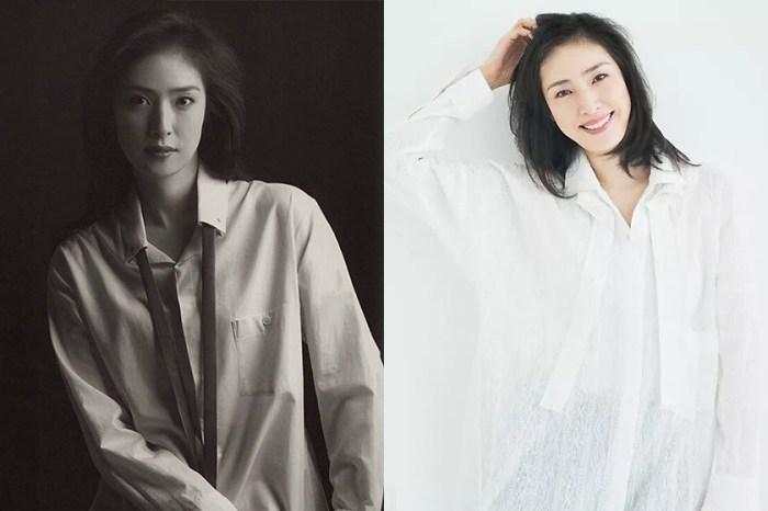 不管社會刻板枷鎖,51 歲日劇女王天海祐希:「我不結婚,因為沒興趣」