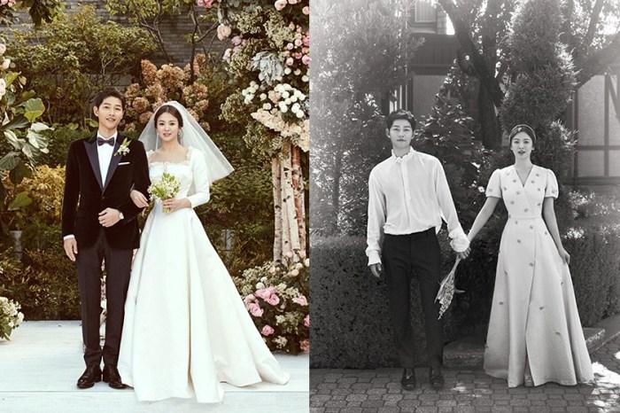 童話夢碎!宋仲基與宋慧喬婚變傳言,由經紀公司確認證實:「兩人正在協議離婚」