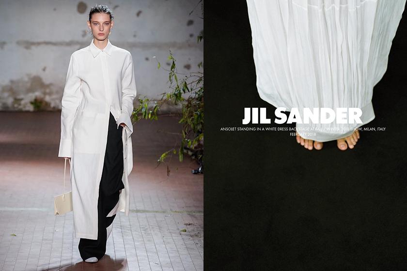 Jil Sander designer talk about her fashion style