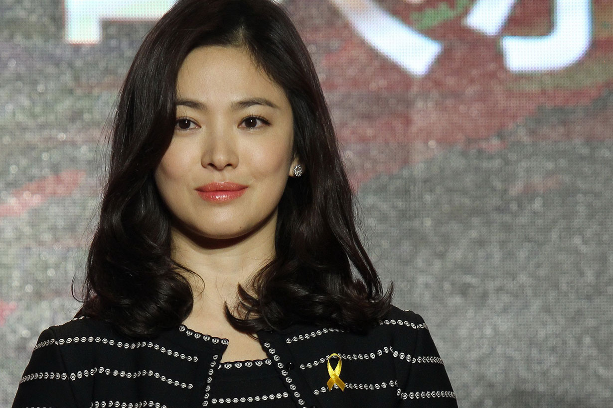 song hye gyo gossip