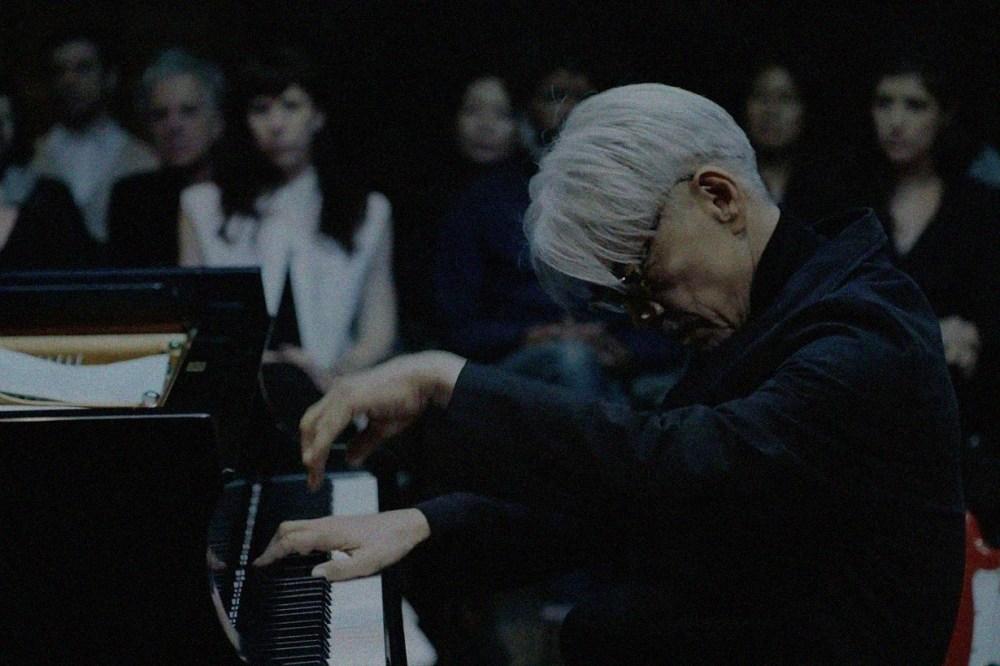 Japanese musician Ryuichi Sakamoto life