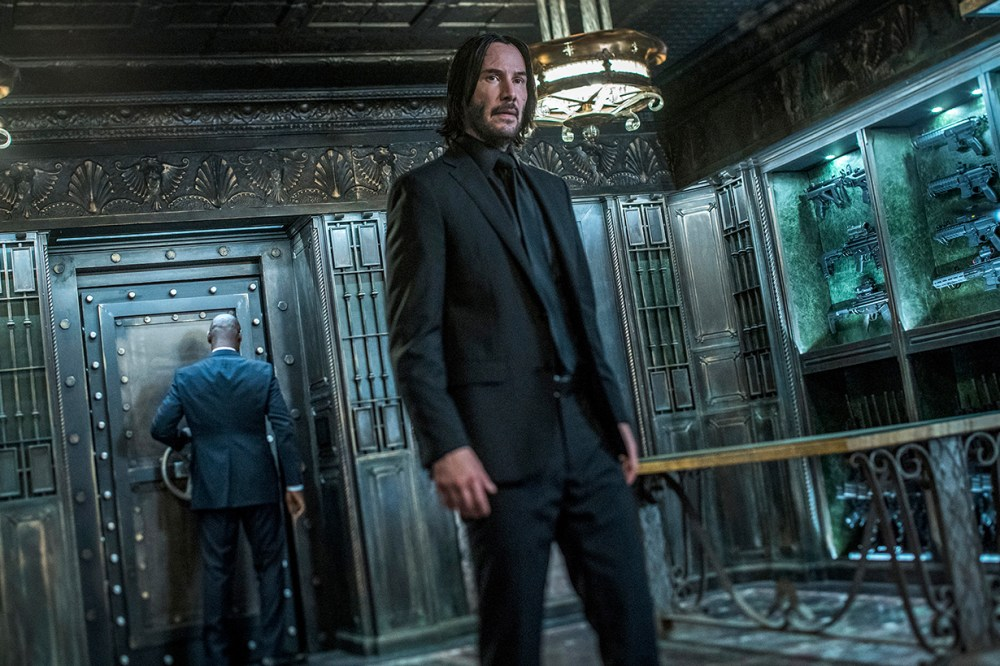 Keanu Reeves maybe join the marvel movie The Eternals