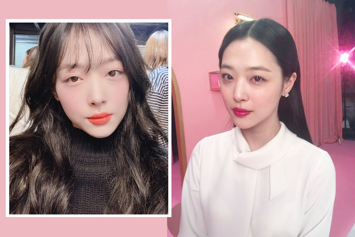 Sulli Choi Jin Ri Solo album June f(x) Victoria Krystal Amber Luna fans netizens criticised SM Entertainment k pop korean idols celebrities singers actresses