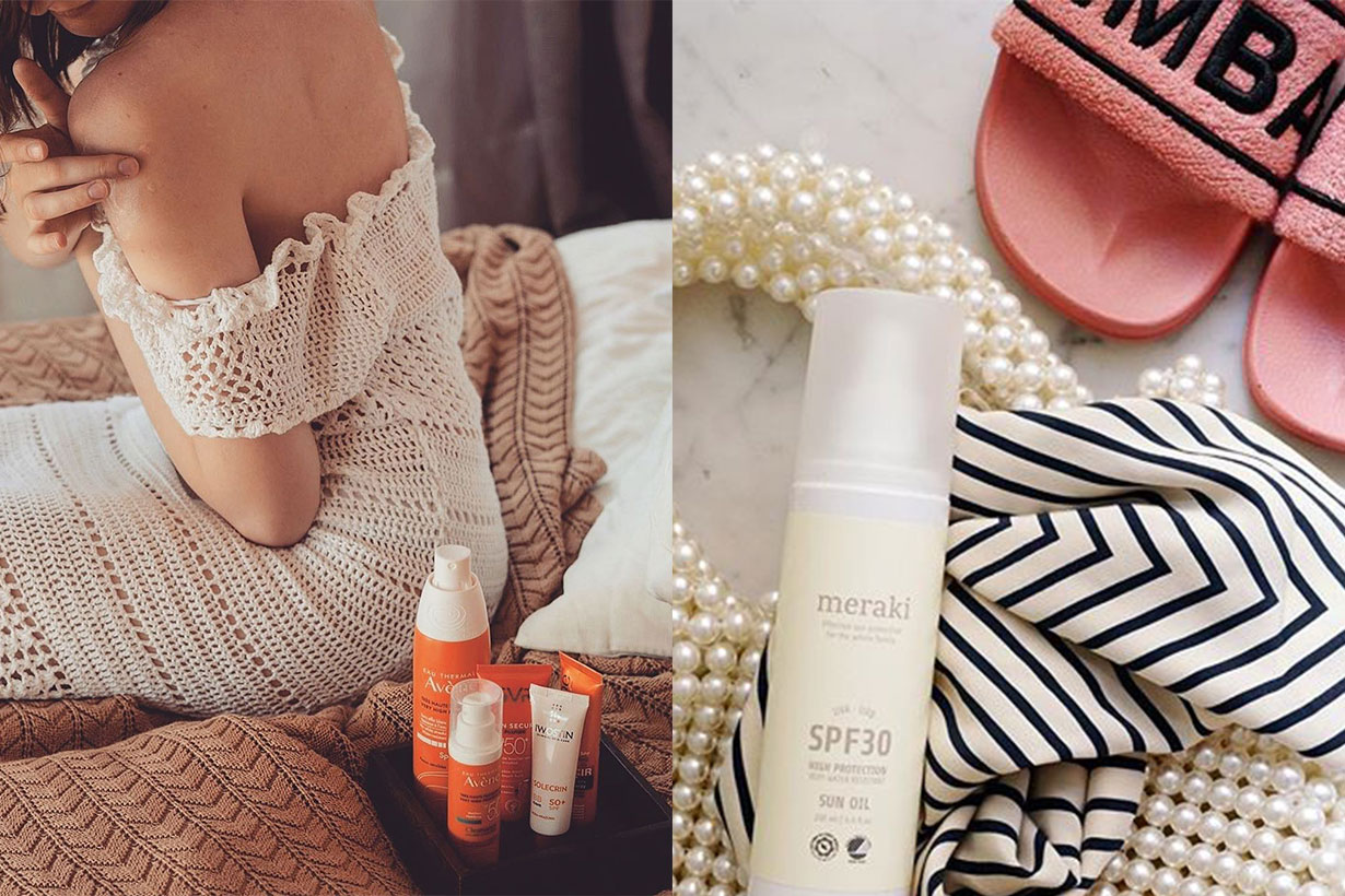 sunscreen cream how to choose