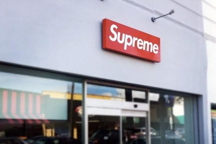 山寨品牌在中國終於碰壁,Supreme Italia 合法商標正在被撤回當中!