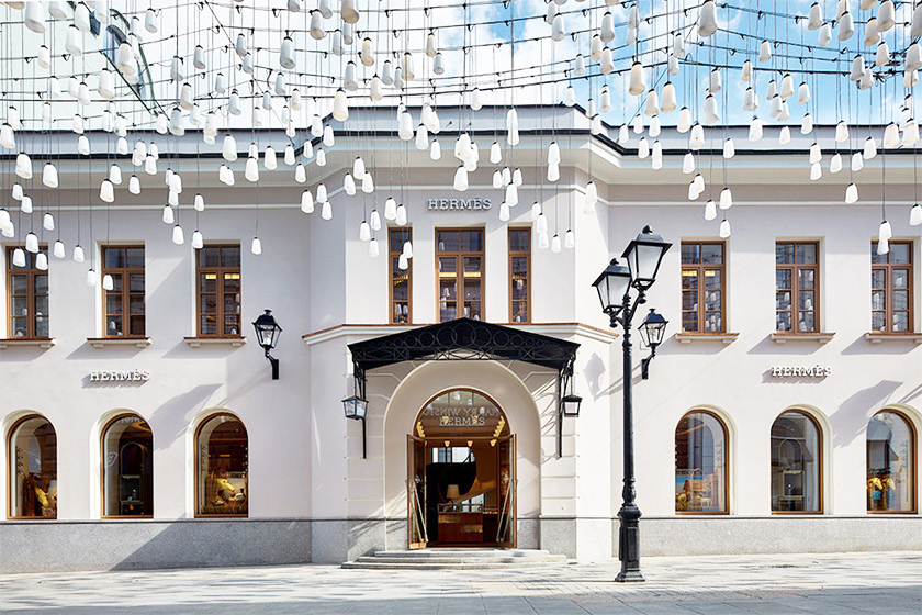 the-most-beautiful-hermes-store-moscow-stoleshnikov-lane