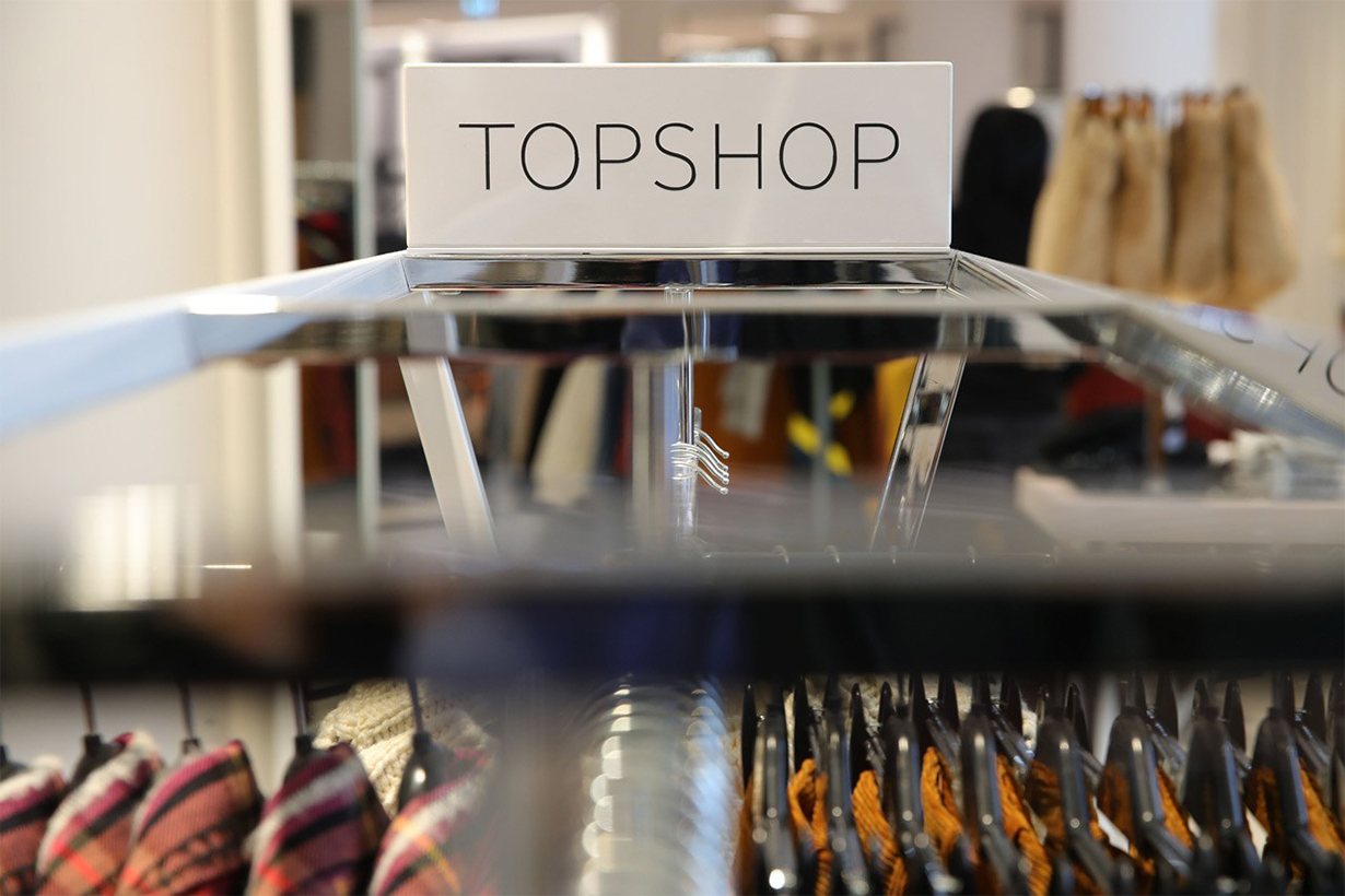 ASOS just announced it will soon be stocking Topshop