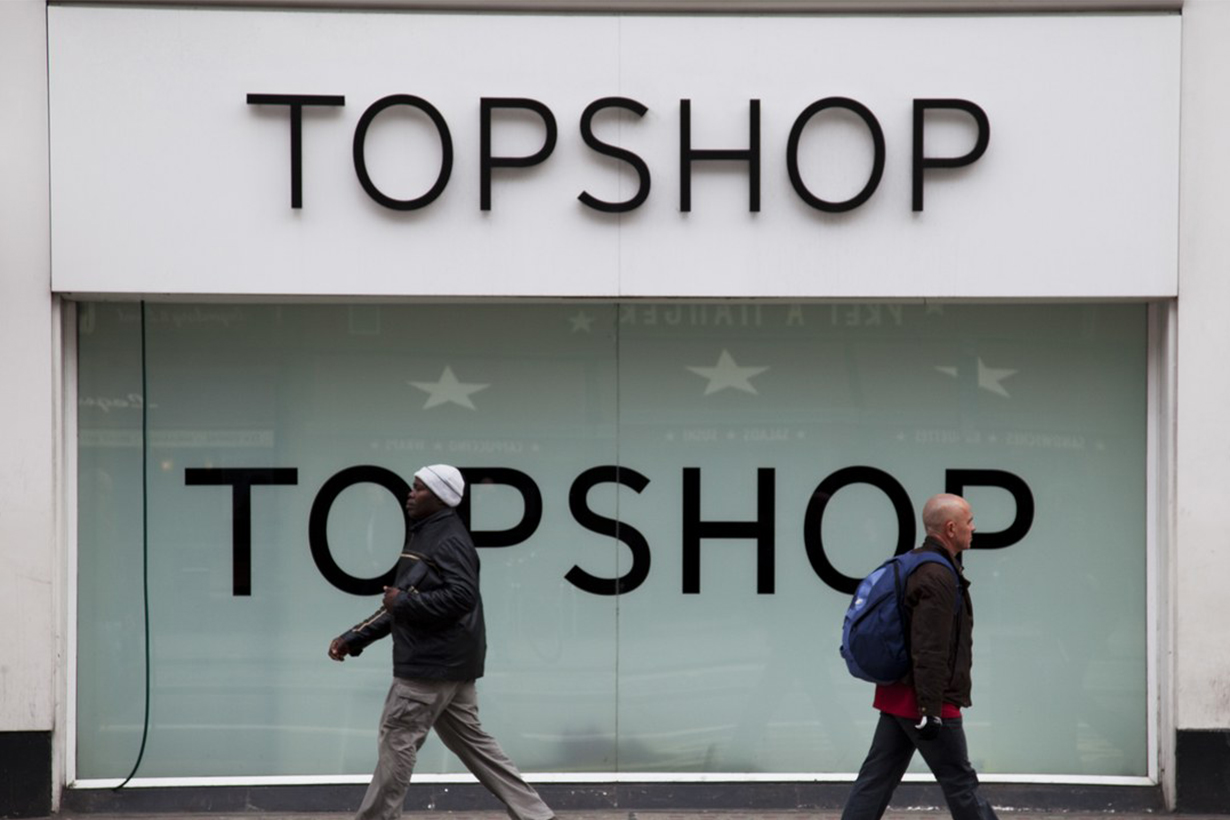 Topshop Arcadia Company Voluntary Agreement