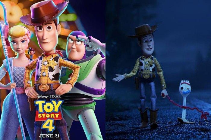 《Toy Story 4》爛番茄評分 100%!專家影評人激讚:「是完美的第 4 集。」