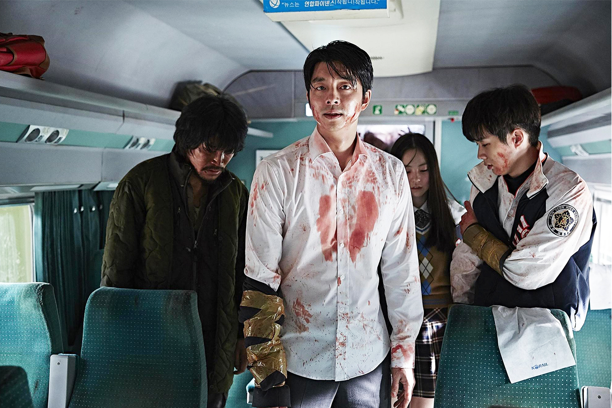 Train to Busan sequel Bando zombie  movies Kang Dong Won Lee Jung Hyun  Lee Rae  Kwon Hae Hyo Kim Min Jae  Goo Kyo Hwan  Korean movies korean actors actresses
