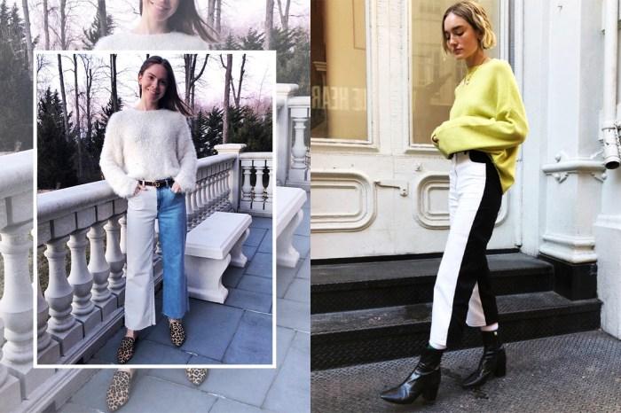 緊身牛仔褲要暫且放一旁!IG 逐漸崛起的褲款以獨特設計彰顯個人時尚品味