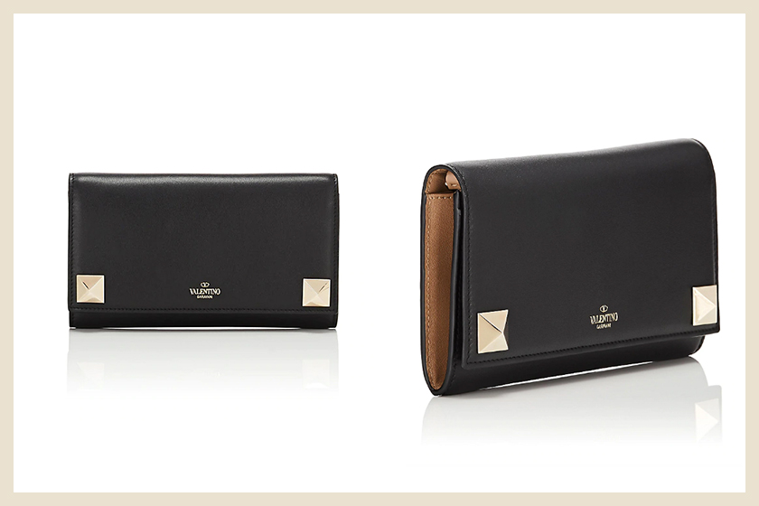 wallet valentino chloe saint laurent Bottega Veneta burberry