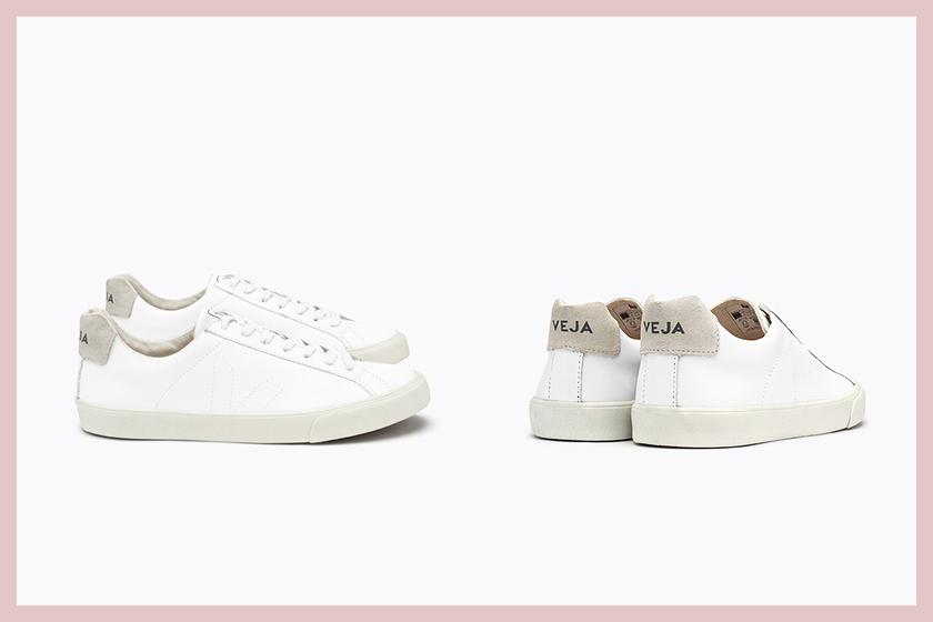 VEJA-Esplar-suede-trimmed-leather-sneakers
