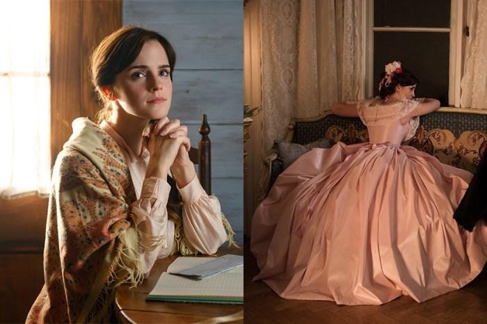 《小婦人》最新劇照曝光:Emma Watson 懷舊唯美造型,彷彿從經典小說中走出來!