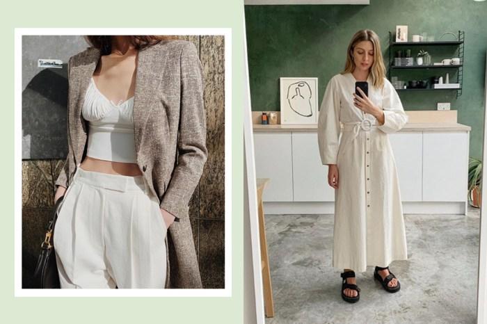 夏日白色穿搭 4 公式:翻出已有的單品,這樣搭就清涼又時尚!