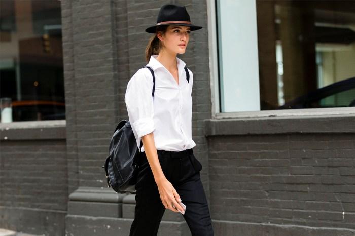 白襯衫也是夏日必備!擺脫「上班服」印象,這樣穿才隨性時尚