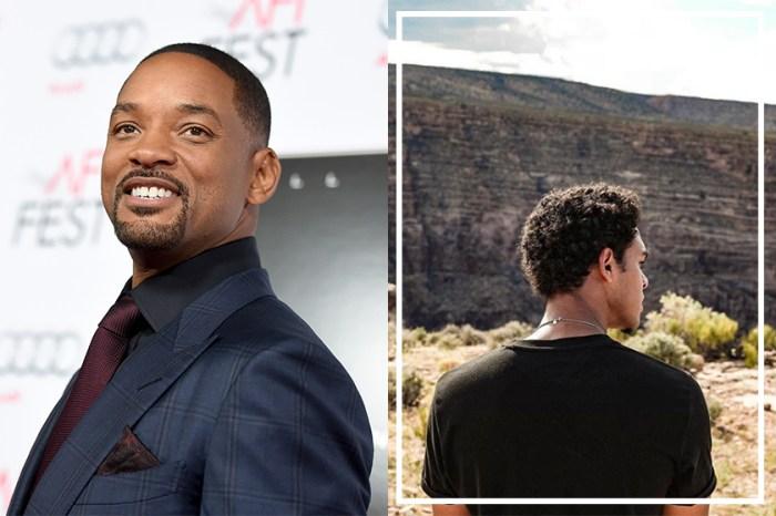 Will Smith 跟前妻生的「隱藏版」兒子成熱話,網民:「全家最帥是他!」