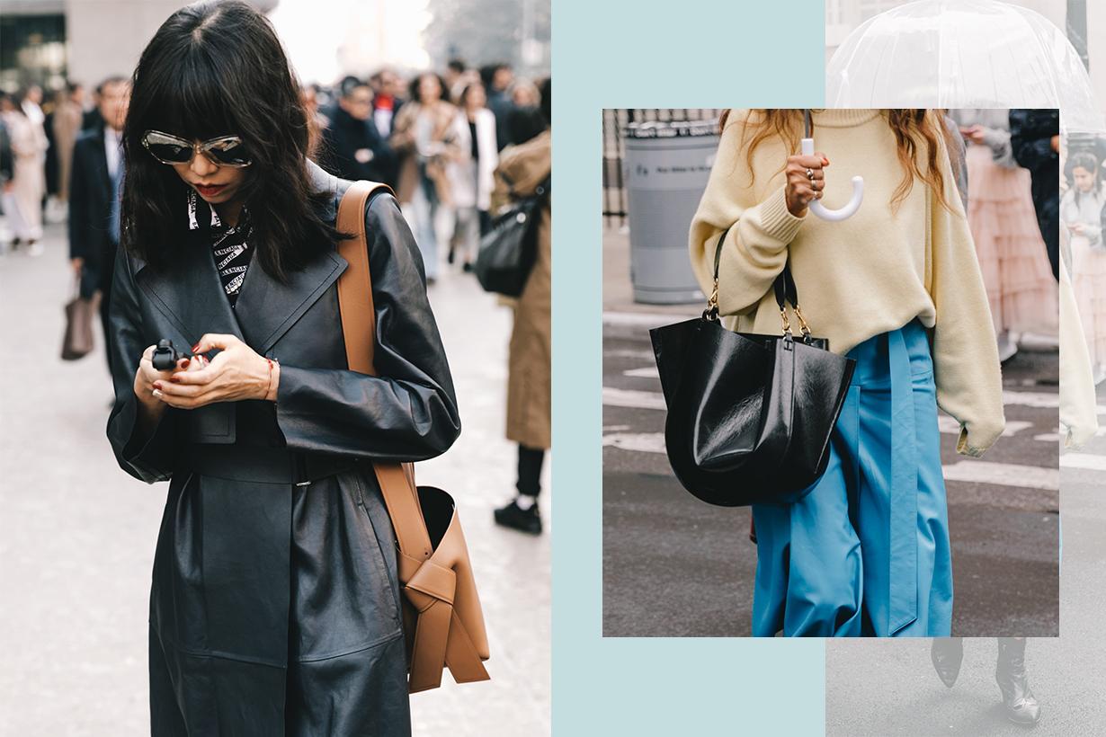 Office Lady Work Designer Handbags Tote bag