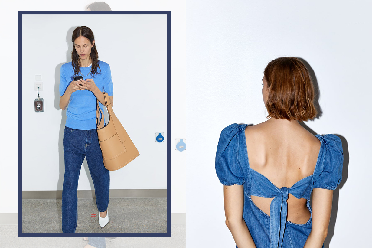 Zara 2019 Denim Trends
