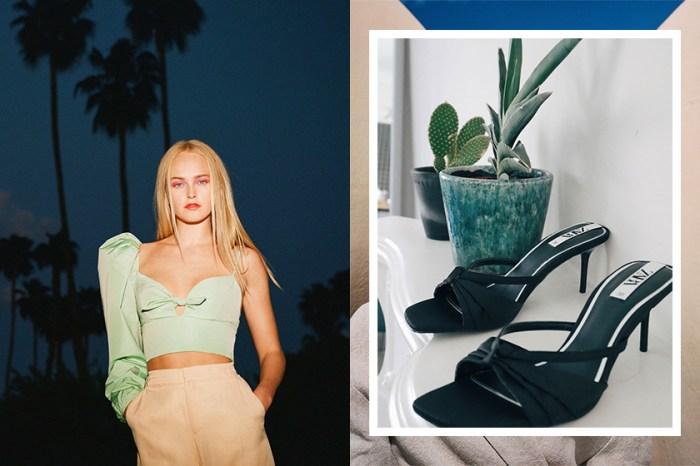 今季 Instagram 上最受歡迎的 Zara 單品,原來都有一個共通點!