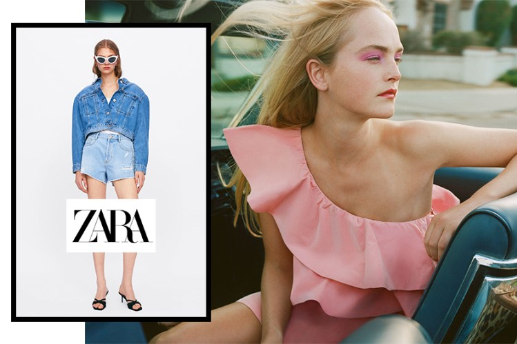 Zara 大減價今天開始!選擇實在太多?這 10 件是編輯推介的必買單品