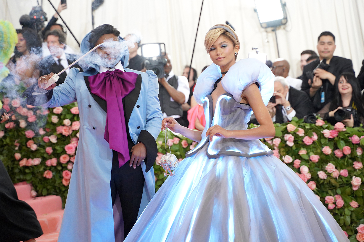 Zendaya responds to Lindsay Lohan's criticism of her Met Gala dress