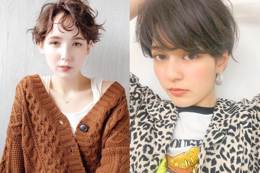 boyish hairstyle inspiration japan stylist summer girl women