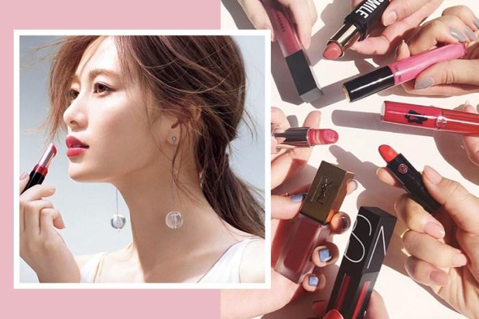 日本 Cosme 2019 上半年「最佳唇膏」名單出爐,冠軍竟然是開架品牌!