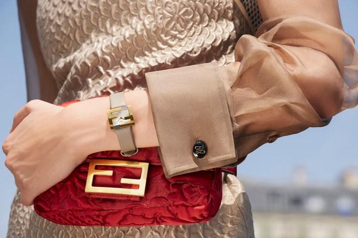 腕上的時尚!Fendi 推出雙 F Logo 手錶
