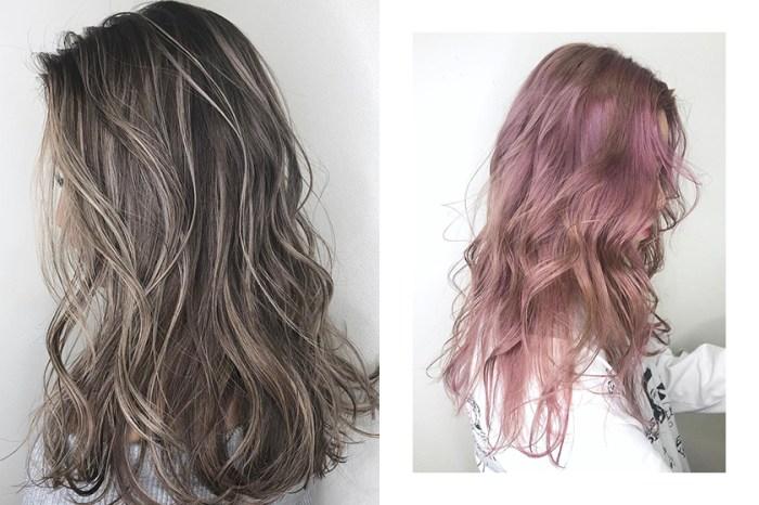 隨手撩都美!偷師日本女生今年流行的「心機」染髮,跟無趣髮型說再見!