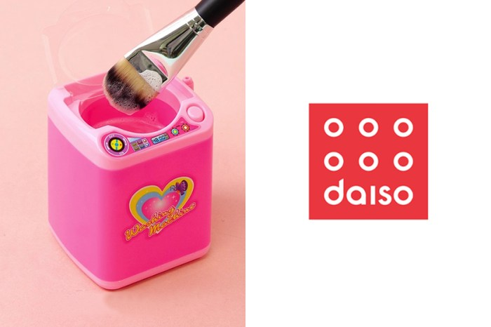 揭開韓國大創人氣熱賣排行!第一名的「迷你刷具洗衣機」也太可愛!