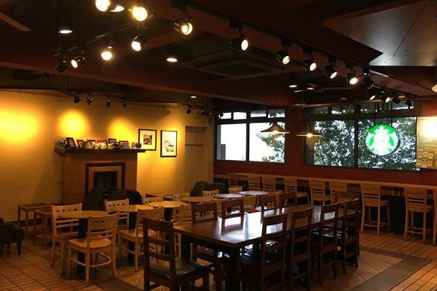 Starbucks Taiwan Special location Store
