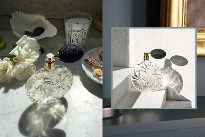 藏在迷人古典瓶身之內:Diptyque 推出法國女生都想入手的 34 號限量香氛
