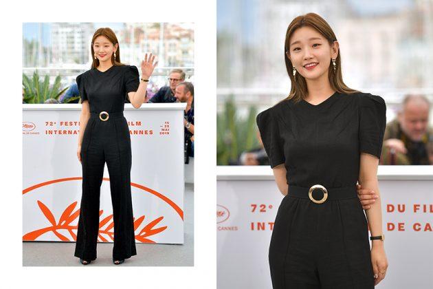 Parasite Park So Dam Korean Actress
