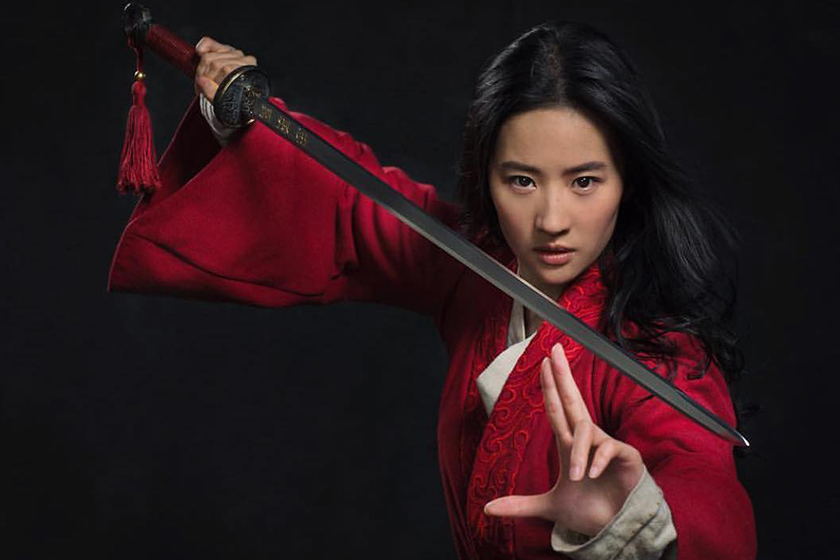 Disney Movie Mulan new Teaser