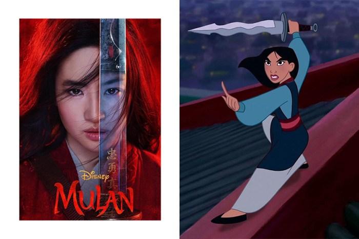 真人版《花木蘭》預告終於登場:女主角劉亦菲帥氣形象與高強武藝引人注目!